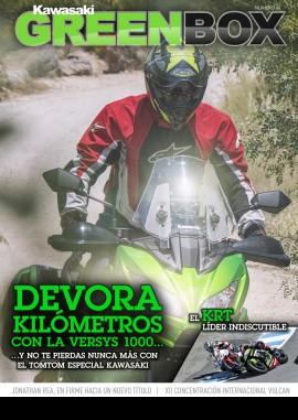 Kawasaki Green Box 66